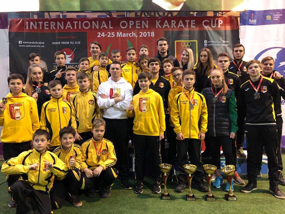 тигренок на International Lviv Cup