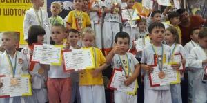Чемпионат клуба Тигренок среди детей